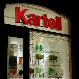 Kartell Flagstore myymälä Helsinki