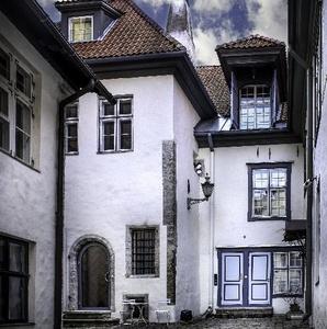 Kuninga Apartments huoneistohotelli Tallinna