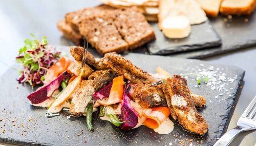 Ravintola MEKK virolaiset ruoat Tallinna