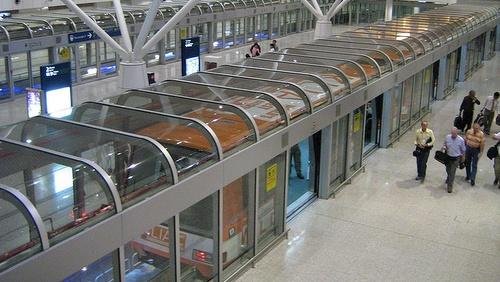 Aerotrain juna Kuala Lumpurin lentoasema