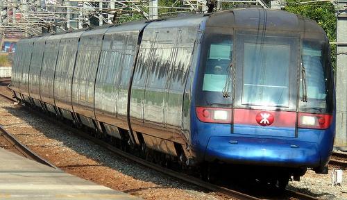 Airport Express juna Hong Kongin lentokenttä