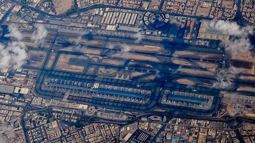 Dubain lentokenttä
