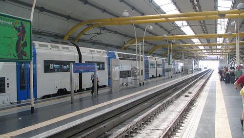 Fiumicino Aeroporto juna-asema Rooma