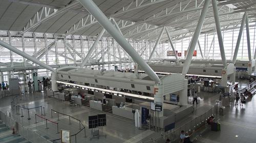 Fukuokan lentokentän terminaali