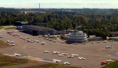 Helsinki-Malmin lentoasema