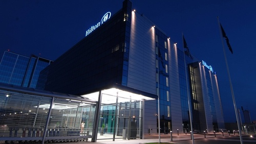 Hilton Helsinki Airport hotelli