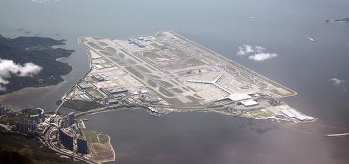 Hong Kongin kansainvälinen lentokenttä