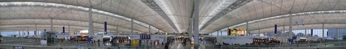 Hong Kongin lentokenttä terminaali 1