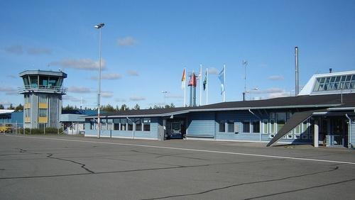 Kuusamon lentokenttä