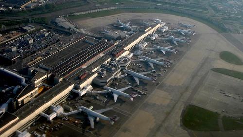 Lontoo-Heathrown lentokentta terminaali 4