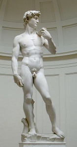Michelangelon David Firenze Toscana Italia