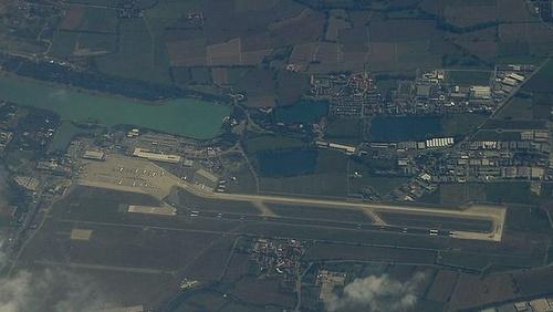 Milano-Linaten lentokenttä Italia