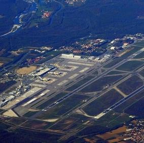 Milano-Malpensan lentoasema Italia