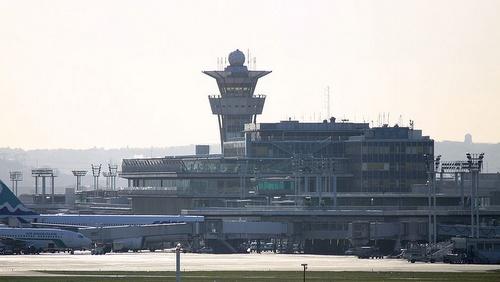 Orlyn lentokenttä Pariisi terminaali South
