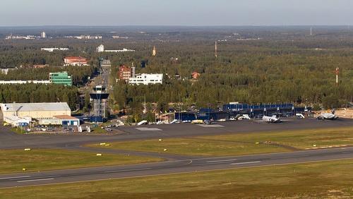 Oulun lentokenttä