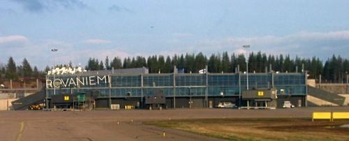 Rovaniemen lentoasema