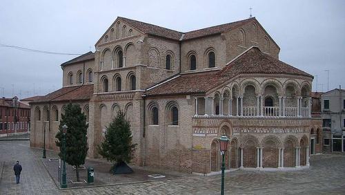 Santa Maria e San Donato Murano Venetsia