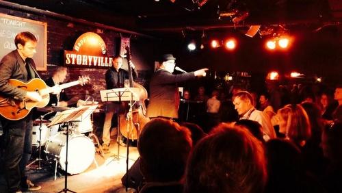 Storyville Jazz-klubi Helsinki