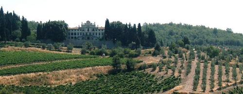 Toscana Chianti Italia