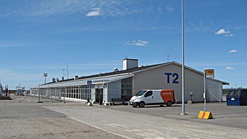 Turun Lentokenttä Saapuvat