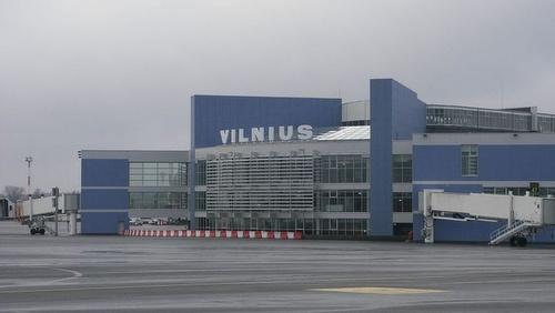 Vilnan lentokenttä Liettua