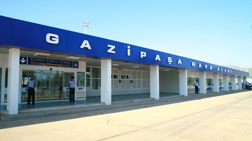 Alanya-Gazipasan lentokenttä
