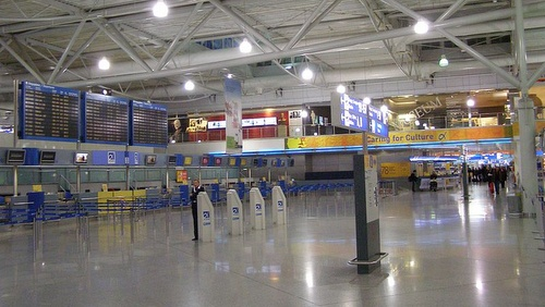 Ateenan lentokenttä terminaali
