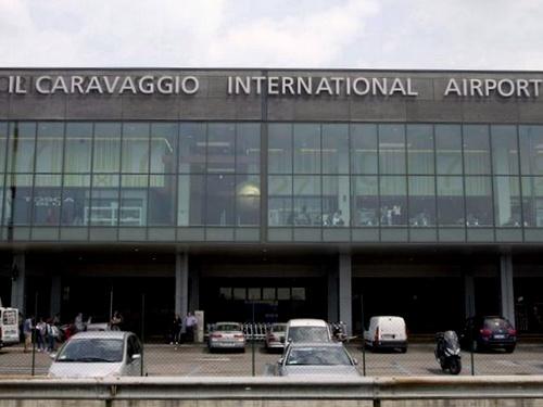Bergamon lentokenttä