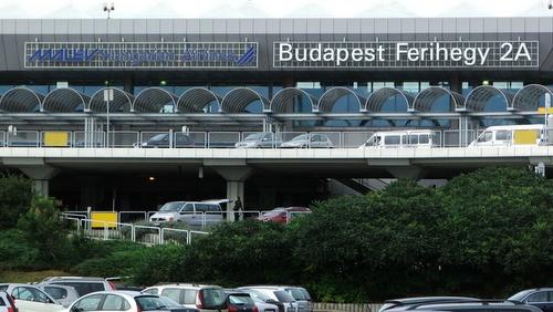 Budapest-Ferigehyn terminaali 2A