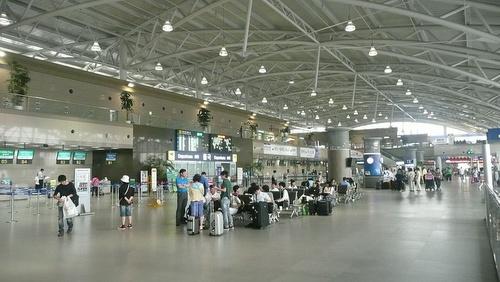 Busan-Gimhaen lentoasema