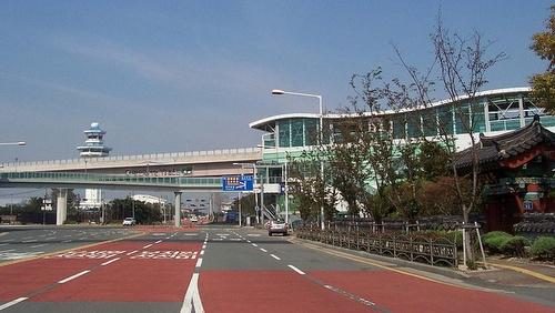 Busan-Gimhaen lentokenttä