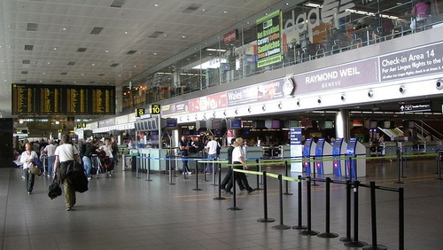 Dublinin lentoasema terminaali 1