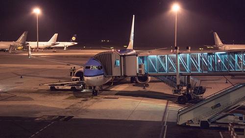 El Prat lentoasema Barcelona