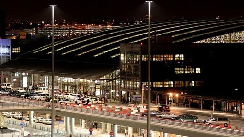 Hampurin lentoaseman terminaali 1