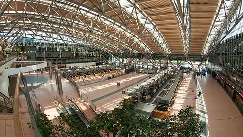 Hampurin lentoaseman terminaali 2