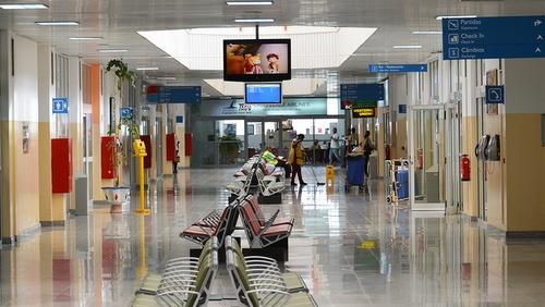Kap Verden lentoaseman terminaali