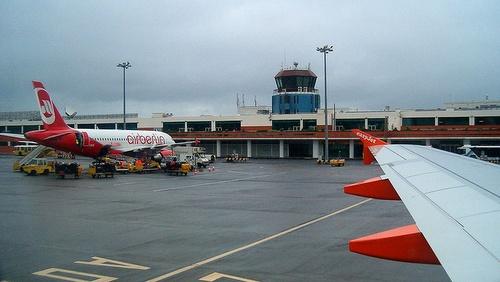 Madeiran lentoasema Air Berlin