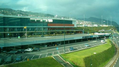 Madeiran lentoaseman terminaali