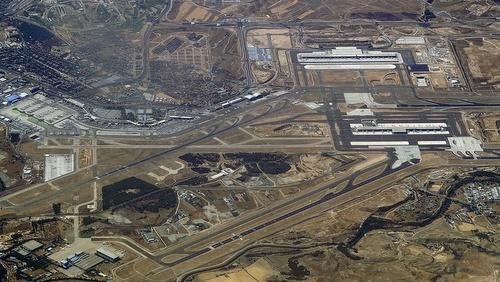 Madrid-Barajasin lentoasema