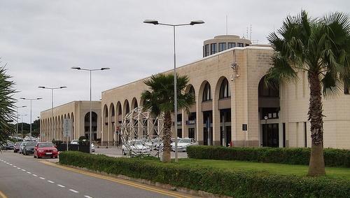 Malta International lentokenttä