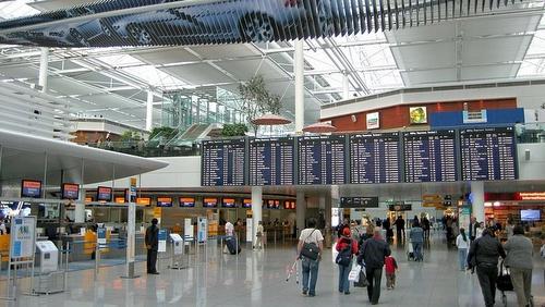 Munchen lentoasema terminaali 2