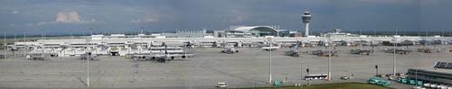 Munchenin lentoasema terminaali 1