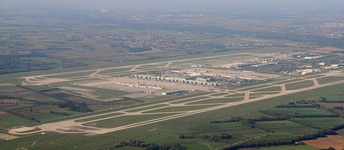 Munchenin lentokenttä