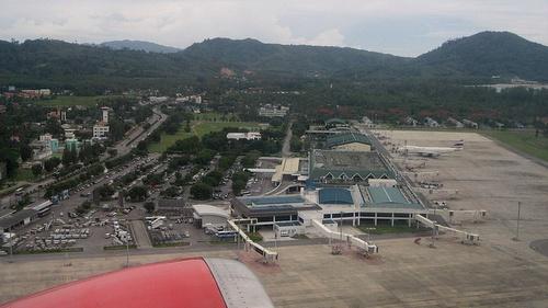 Phuketin lentokenttä