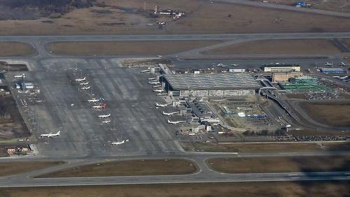 Pulkovon lentokenttä Pietari