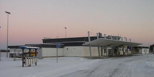 Savonlinnan lentokenttä