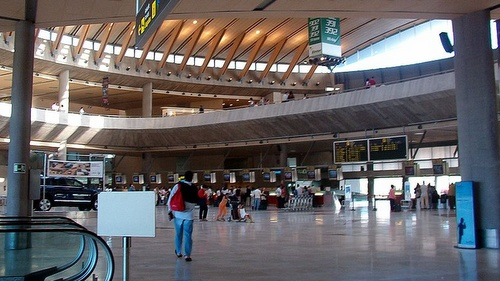 Teneriffa-North lentoaseman terminaali
