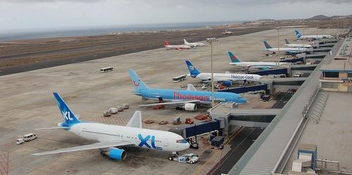 Teneriffa South lentokenttä