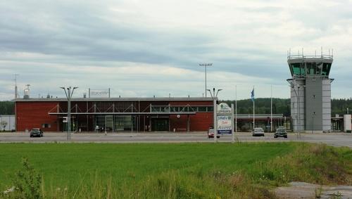 Varkauden lentokenttä