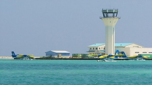 Vesitaso-lentoasema Malediivit